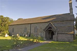 St Cattwg's Church
